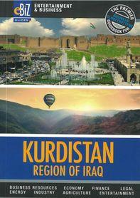 KURDYSTAN IRACKI przewodnik EBIZ GUIDE