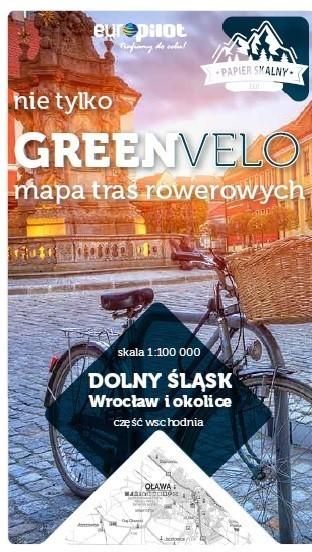 WROCŁAW I OKOLICE WSCHÓD mapa rowerowa 1:100 000 EUROPILOT 2021 (1)