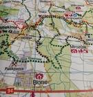 WROCŁAW I OKOLICE ZACHÓD mapa rowerowa 1:100 000 EUROPILOT 2021 (3)