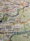 KRAKÓW I OKOLICE WSCHÓD mapa rowerowa 1:100 000 EUROPILOT 2021 (2)