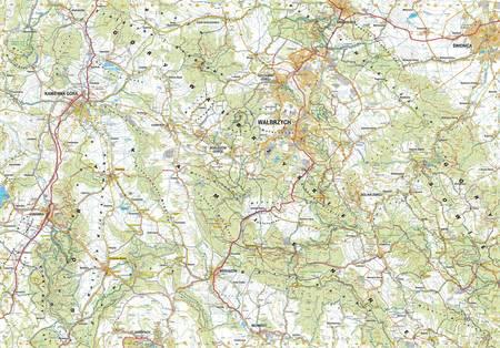GÓRY WAŁBRZYSKIE I KAMIENNE mapa turystyczna 1:40 000 STUDIO PLAN 2021 (2)