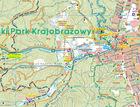 TRÓJMIEJSKI PARK KRAJOBRAZOWY mapa syntetyczna 1:25 000 STUDIO PLAN 2021 (5)