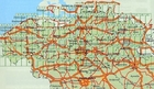 BELGIA atlas rowerowy 1:75 000 FALK 2021 (3)