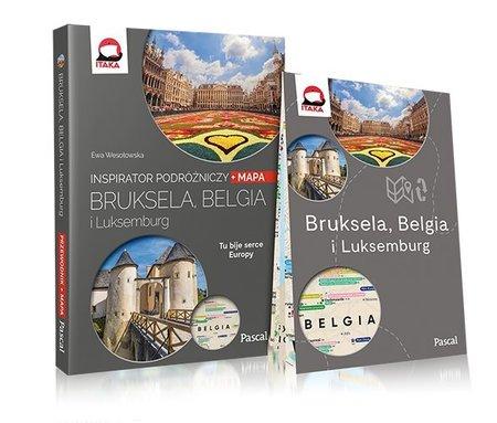 BRUKSELA BELGIA LUKSEMBURG Inspirator Podróżniczy PASCAL (2)