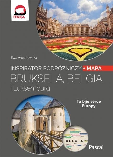 BRUKSELA BELGIA LUKSEMBURG Inspirator Podróżniczy PASCAL (1)
