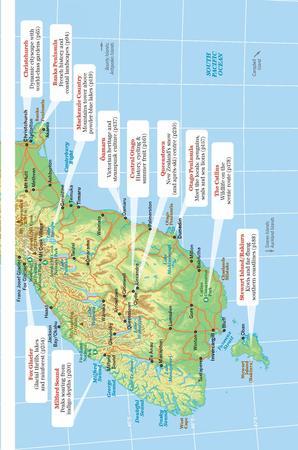NOWA ZELANDIA WYSPA POŁUDNIOWA 7 przewodnik LONELY PLANET 2021 (5)