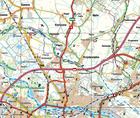 OKOLICE WROCŁAWIA komplet 2 map 1:100 000 STUDIO PLAN (3)