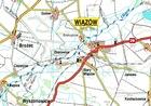OKOLICE WROCŁAWIA komplet 2 map 1:100 000 STUDIO PLAN (5)