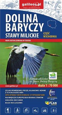 DOLINA BARYCZY CZ. WSCH STAWY MILICKIE mapa 1:70 000 STUDIO PLAN 2021 (1)