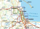 TRÓJMIEJSKI PARK KRAJOBRAZOWY mapa 1:25 000 STUDIO PLAN 2021 (2)