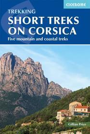 KORSYKA Corsica Short treks CICERONE 2021