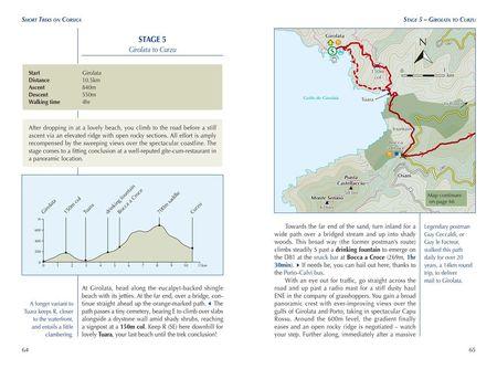KORSYKA Corsica Short treks CICERONE 2021 (4)
