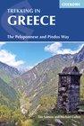 GRECJA Greece trekking / Peloponnese & Pindos way przewodnik CICERONE (1)