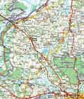 WOJEWÓDZTWO PODLASKIE mapa laminowana 1:250 000 TD 2021 (3)