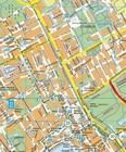 HAGA I DELFT plan miasta FALK (2)