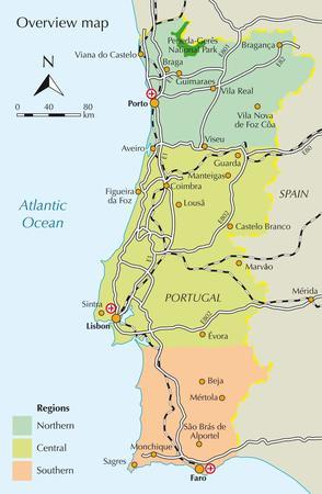 PORTUGALIA 4O SPACERÓW przewodnik CICERONE (3)