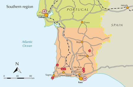 PORTUGALIA 4O SPACERÓW przewodnik CICERONE (4)