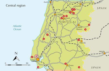PORTUGALIA 4O SPACERÓW przewodnik CICERONE (6)