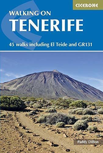 TENERYFA Walking on Tenerife przewodnik CICERONE (1)