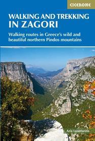 ZAGORI Walking and Trekking przewodnik CICERONE