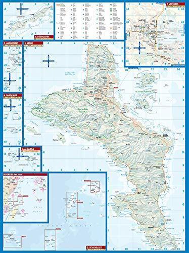 SESZELE mapa laminowana 1:50 000 BORCH 2020 (2)