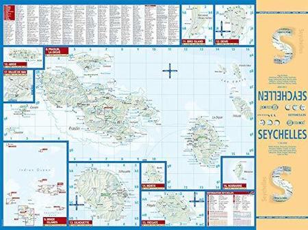 SESZELE mapa laminowana 1:50 000 BORCH 2020 (3)