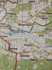 WARSZAWA I OKOLICE WSCHÓD mapa rowerowa 1:100 000 EUROPILOT 2021 (2)