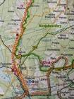 ŚWIĘTOKRZYSKIE GREEN VELO mapa rowerowa 1:100 000 EUROPILOT 2021 (2)