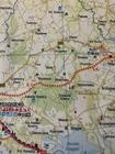 WARMIŃSKO-MAZURSKIE WSCHÓD mapa rowerowa 1:100 000 EUROPILOT 2021 (2)