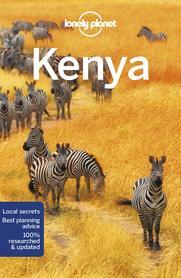 KENIA 10 przewodnik LONELY PLANET 2018