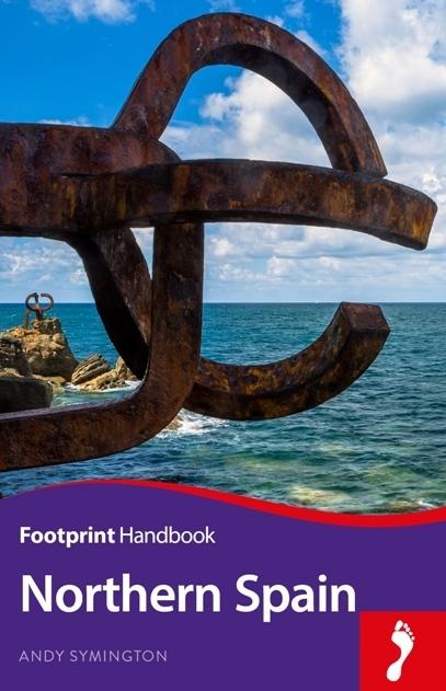 HISZPANIA PÓŁNOCNA przewodnik turystyczny FOOTPRINT (1)