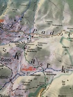 KARKONOSZE mapa panoramiczna 1:33 000 EXPRESSMAP 2021 (3)