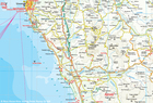 TOSKANIA mapa 1:200 000 REISE KNOW HOW 2018 (2)