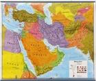 BLISKI WSCHÓD laminowana mapa ścienna MAPS INTERNATIONAL (1)