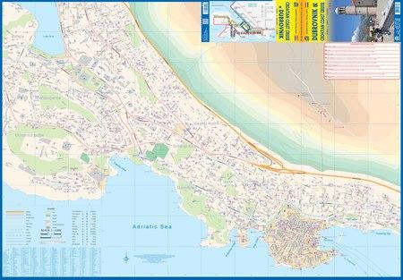 DUBROWNIK WYBRZEŻE CHORWACJI mapa ITMB 2021 (2)