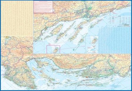 DUBROWNIK WYBRZEŻE CHORWACJI mapa ITMB 2021 (3)