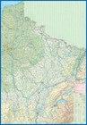 FRANCJA PÓŁNOCNA mapa 1:700 000 ITMB 2021 (2)