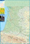 FRANCJA POŁUDNIOWA mapa 1:600 000 ITMB 2020 (3)