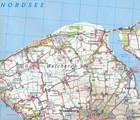 SEELAND / ROTTERDAM mapa rowerowa 1:75 000 ADFC 2021 (3)