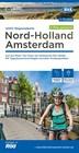 HOLANDIA PÓŁNOCNA AMSTERDAM mapa rowerowa 1:75 000 ADFC 2021 (1)