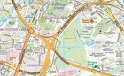 KRAKÓW plan miasta 1:20 000 COMPASS 2021 (3)