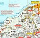 SAMOS mapa turystyczno - samochodowa 1:70 000 ORAMA 2019 (2)