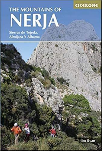 THE MOUNTAINS OF NERJA przewodnik CICERONE (1)