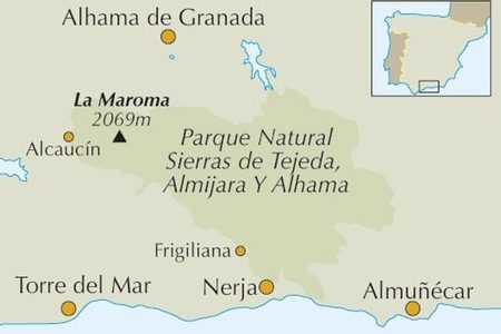 THE MOUNTAINS OF NERJA przewodnik CICERONE (4)