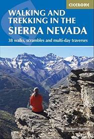 SIERRA NEVADA walking & trekking przewodnik CICERONE