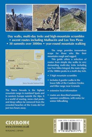 SIERRA NEVADA walking & trekking przewodnik CICERONE (4)