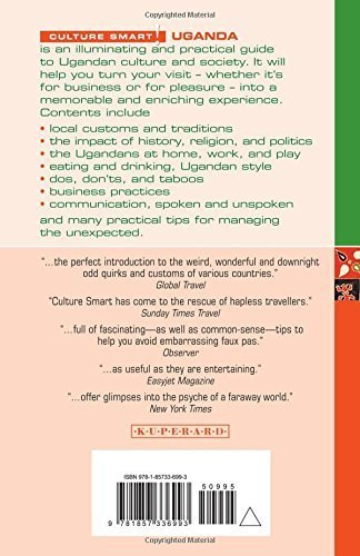 UGANDA - Culture Smart! przewodnik KUPERARD (2)