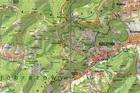 BESKID ŚLĄSKI mapa laminowana EXPRESSMAP 2021 (2)