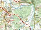 OKOLICE SANOKA mapa laminowana 1:50 000 COMPASS 2021 (2)