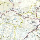 CHINY mapa wodoodporna NATIONAL GEOGRAPHIC 2019 (2)